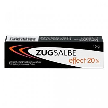 Zugsalbe effect 20%, 15 g Salbe - 3
