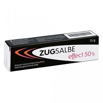 Zugsalbe effect 50%, 15 g Salbe - 1