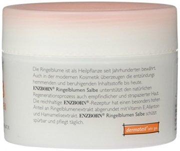 Kerbl 1571 Enzborn-Ringelblumensalbe 100 ml Dose - 2