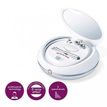 Beurer FC 100 Mikrodermabrasion, Gesichtspeeling mit Anti Aging Wirkung und Unterdruckmassage - 10