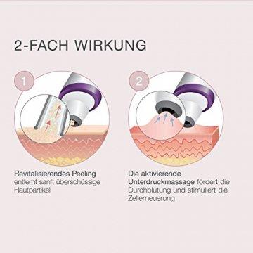 Beurer FC 76 Mikrodermabrasion, verbessertes Hautbild, verfeinerte Poren, handliches und leichtes Handgerät - 5